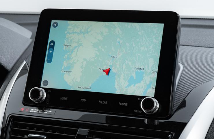 SDA navigációval