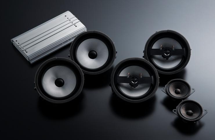 Prémium audiorendszer