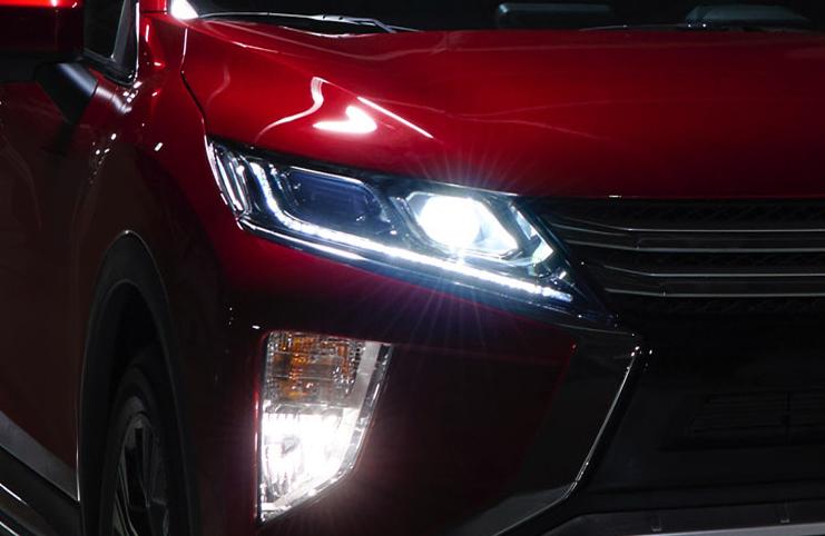 LED fényszórók