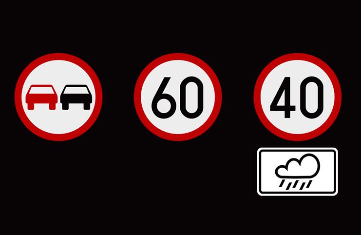 Közlekedési tábla felismerő rendszer (TSR)