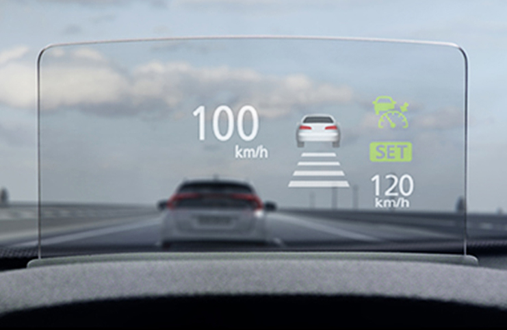 Head Up Display (HUD)