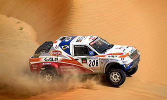 2001 Dakar L200