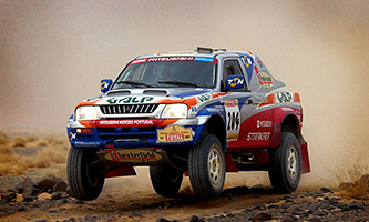 2002 Dakar L200