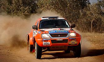 2004 Dakar L200