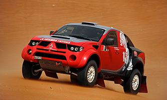 2008 Dakar L200