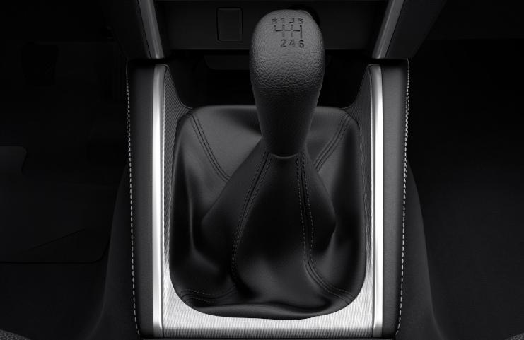 6 fokozatú manuális sebességváltó