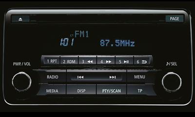 Rádió/CD/Mp3 lejátszó