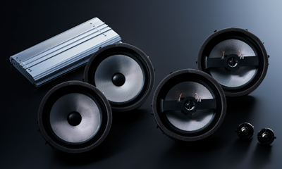 Mitsubishi Power Sound System [MPSS]