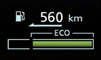 ECO-DRIVE asszisztens