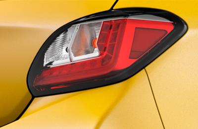 LED hátsó lámpák