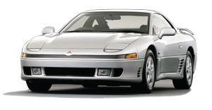 1990 3000GT (GTO)