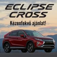 Eclipse Cross – Kézenfekvő ajánlat!