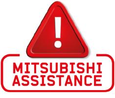 Mitsubishi Assistance - Telefonszám változás!