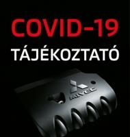 COVID-19 tájékoztató