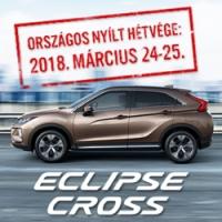 Eclipse Cross nyílt hétvége