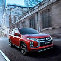 A Mitsubishi Motors a Genfi Autószalonon rendezi meg a 2020-as ASX kompakt SUV világpremierjét